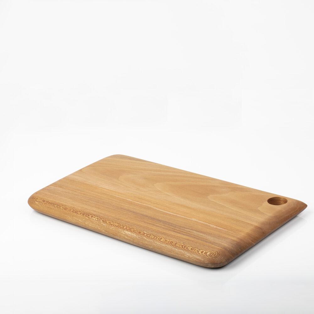 Planche rectangulaire en platane