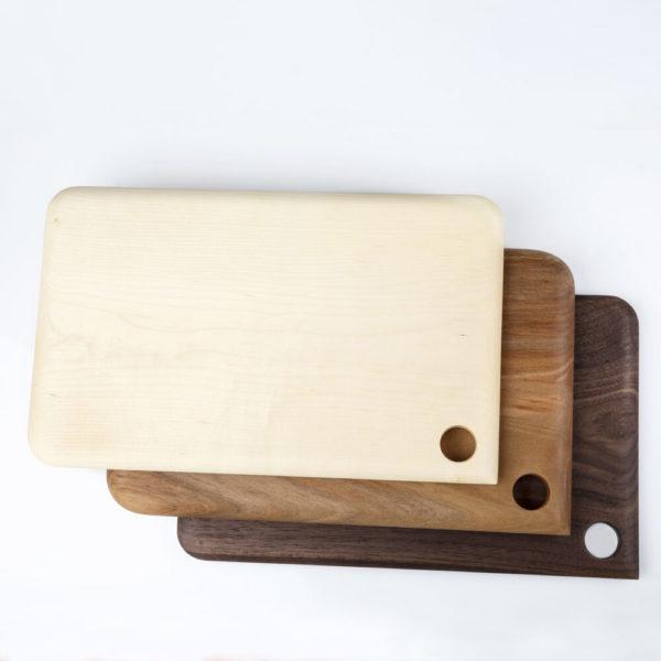 planches à découper en bois jura