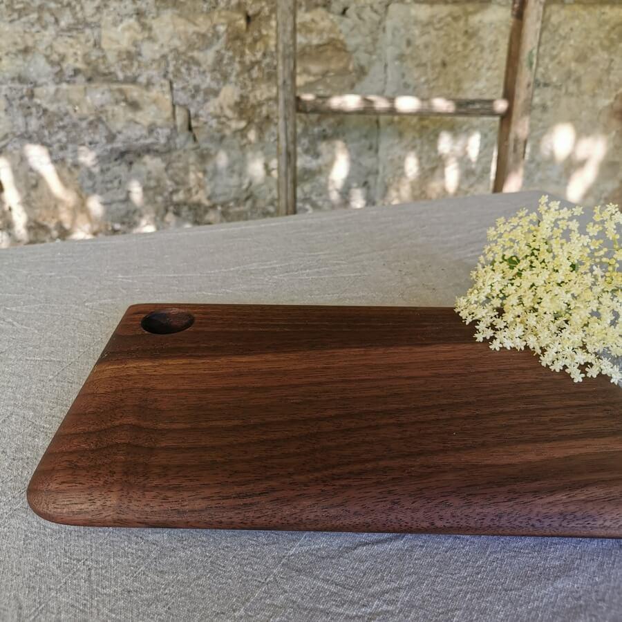 planche apero bois fait main